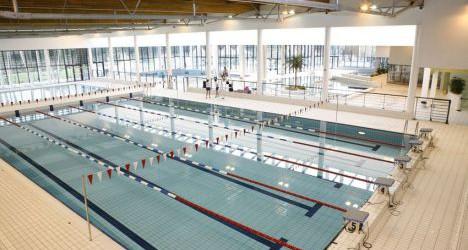 Journ e r gionale des benjamins st geours de maremne for Aygueblue piscine
